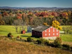 Gettysburg area barn